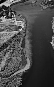 Forensic Aerial Photography, Agricultural Effluent Into Snake River.