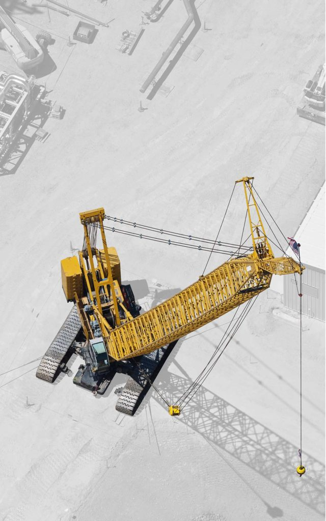 Aerial Photography-Crane with Special Effects.