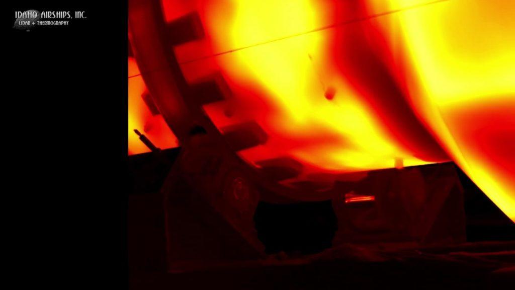 Idaho Airships, Inc. Forensic LiDAR, Thermography, Aerial Photography, and Videography.