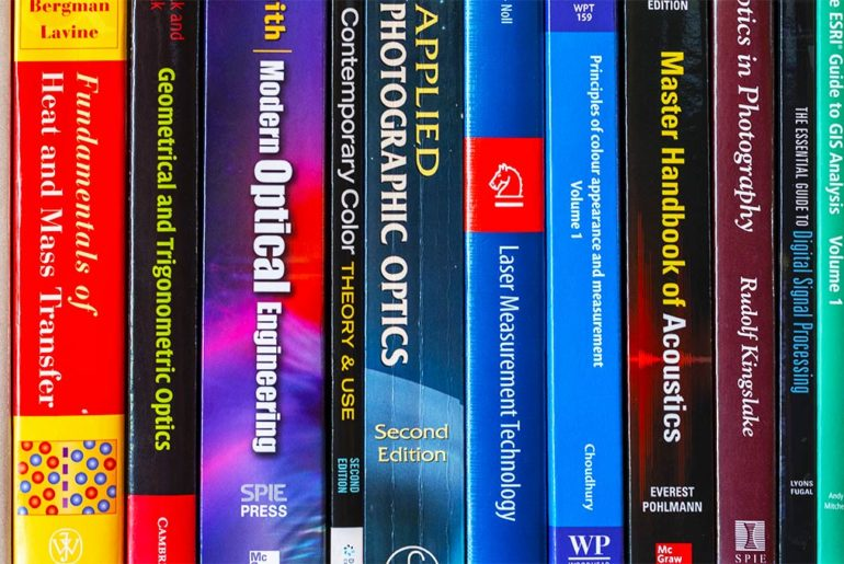 Photo of Science Books