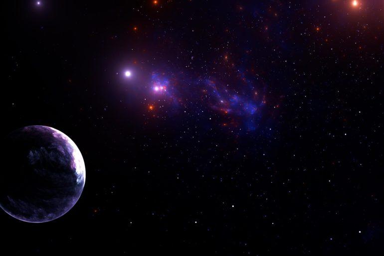 Fractal Astronomy Image